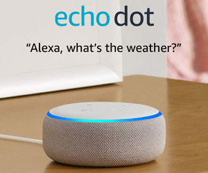 Echo Dot - Amazon Link