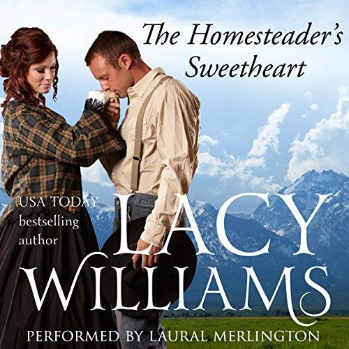The Homesteader's Sweetheart - Audible Link