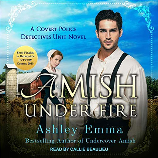 Amish Under Fire Audiobook