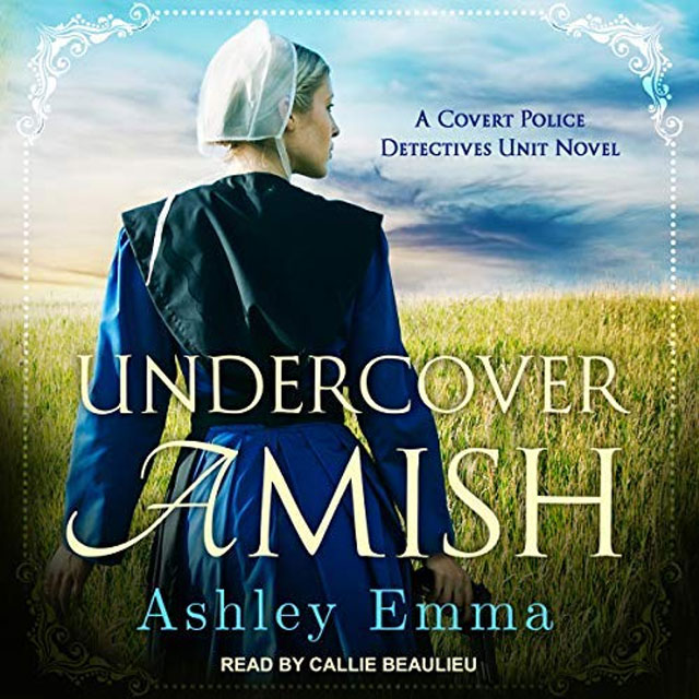 Undercover Amish Audiobook