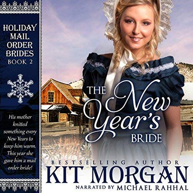 The New Year's Bride - Audible Link