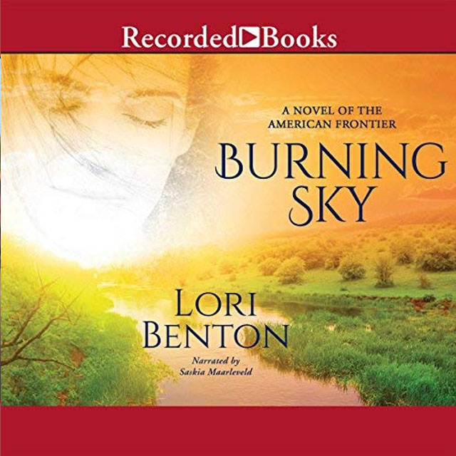 Burning Sky - Audible Link