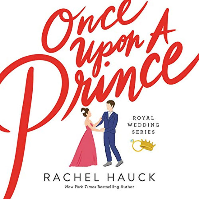 Once Upon a Prince - Audible Link