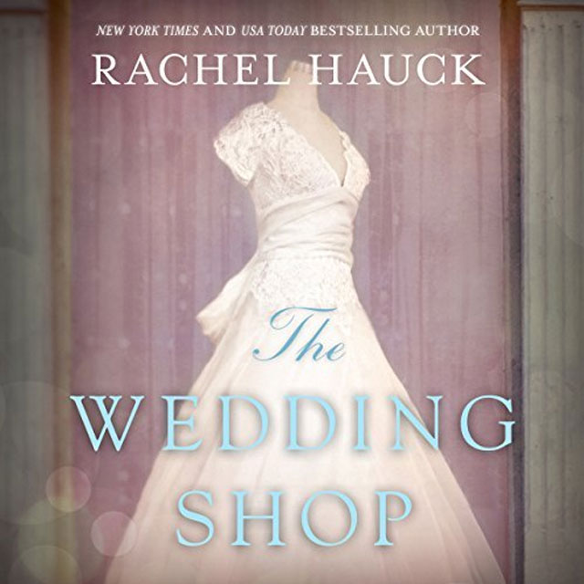 The Wedding Shop - Audible Link