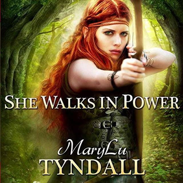 She Walks in Power - Audible Link