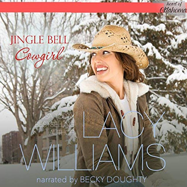Jingle Bell Cowgirl - Audible Link