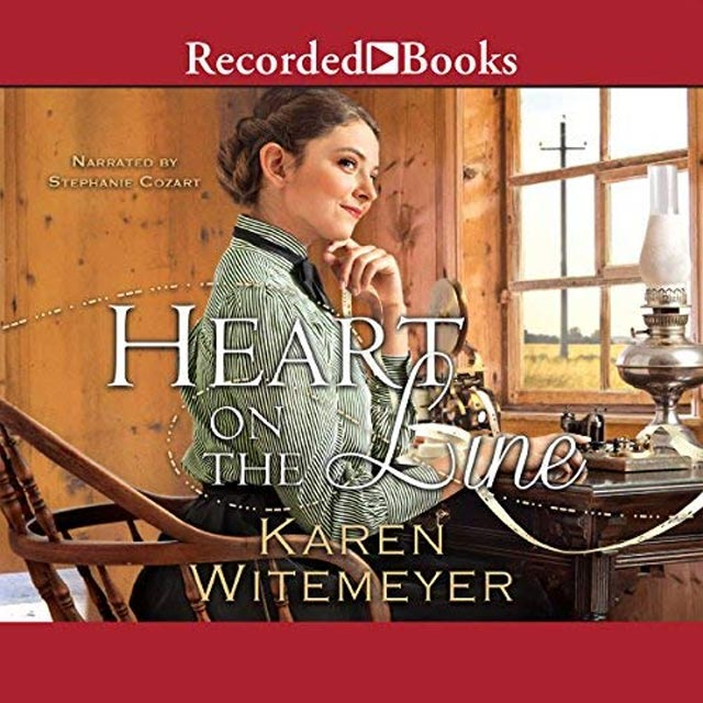 Heart on the Line - Audible Link